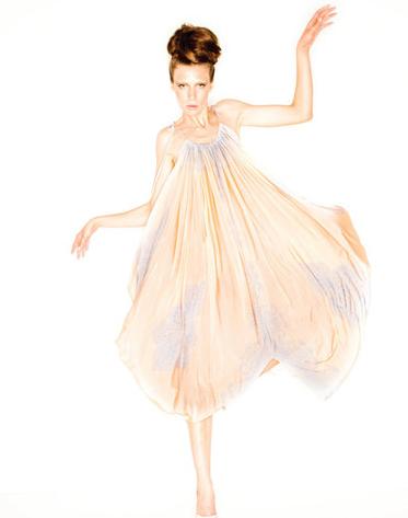 Camilla Kaftan Balloon Dress Teresa Giudice