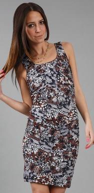 Torn by Ronny Kobo Butterfly Dress