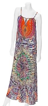 Camilla Exclusive Intermix Waterfall Maxi Dress