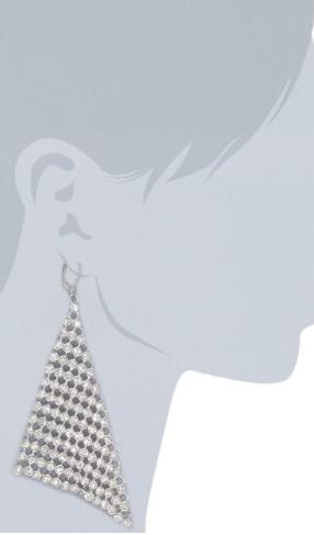 Leslie Danzis Crystal CZ Earrings