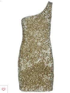 P A R O U S H Sequin Dress