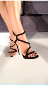 Carol Radziwills Real Housewives of New York Reunion Shoes Giuseppe Zanotti