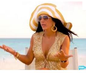 Teresa Giudice Gold Punta Cana Earrings Clara Kasavina