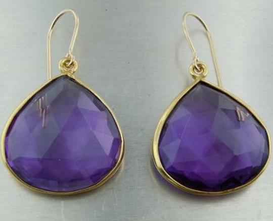 Kyle Chan Purple Quartz Earrings
