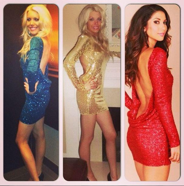 Leiluna Collection Dresses