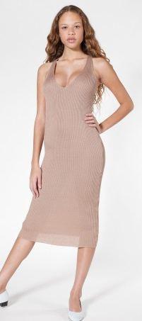 American Apparel Knit Dress