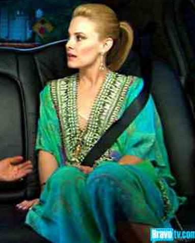 Camilla Franks Beaded Maxi Long Kaftan Dress