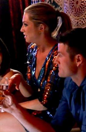 Stassi Schroeders Birthday Dress in Las Vegas