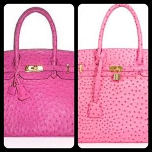 Pink Birkin Bag Look Alike