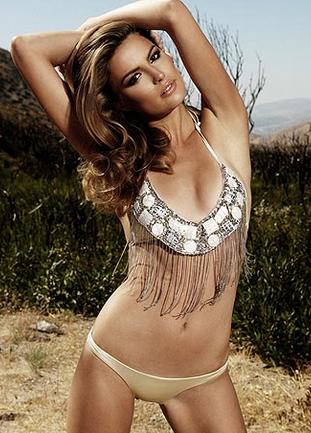 Beach Bunny Fringe Bikini