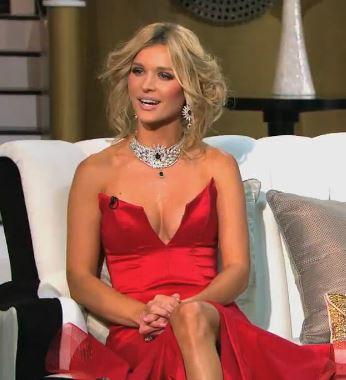 Joanna Krupas Real Housewives of Miami Season 4 Reunion Dress