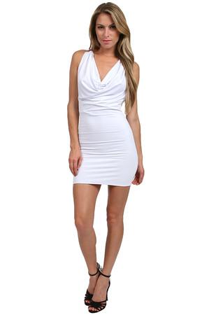 Savee Couture Back Chain Dress