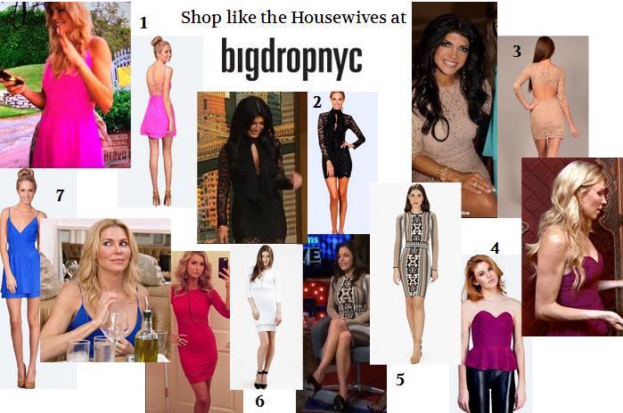 Big Drop NYC Real Housewives