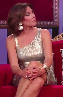 Countess LuAnn Real Housewives of New York Season 6 Reunion Dress