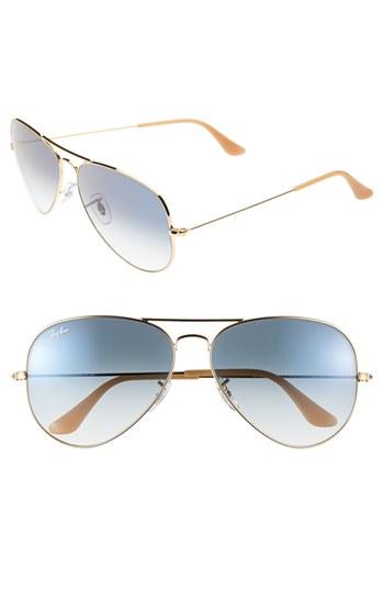 Ray Ban Gradient Sunglasses