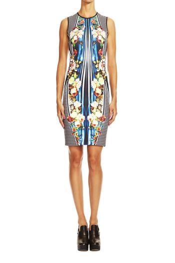 Clover Canyon Floral Print Dress