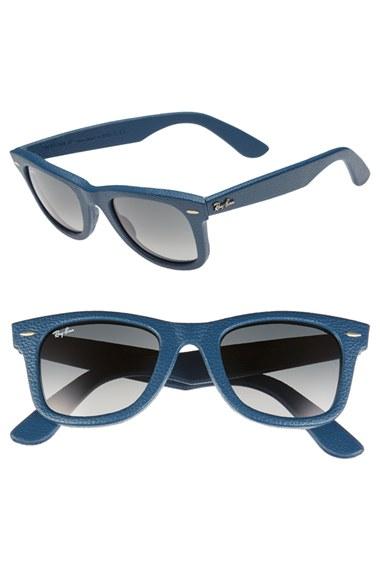 blue wayfarer