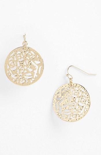 filgaree earrings