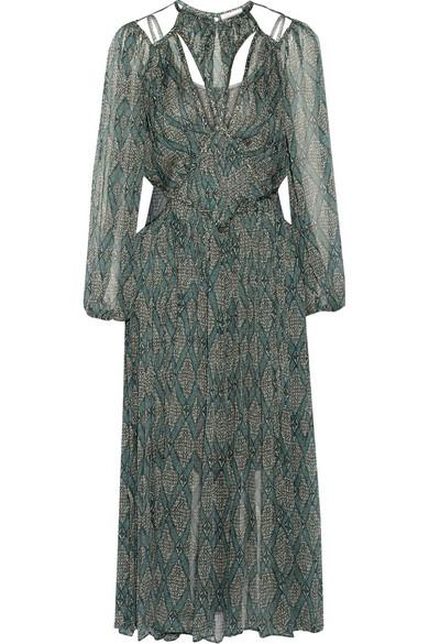 carole radziwill maxi dress in turks & caicos