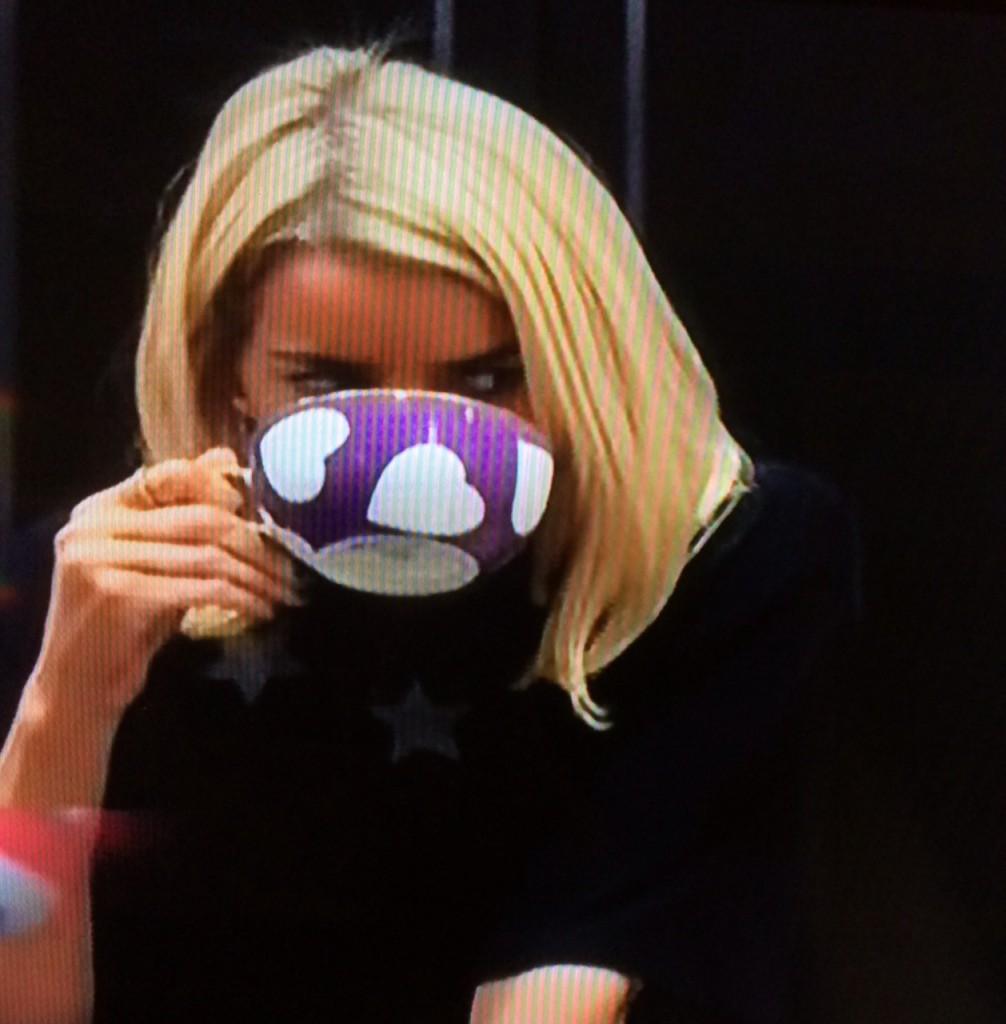 Nina Campbell Purple Heart Tea Cups