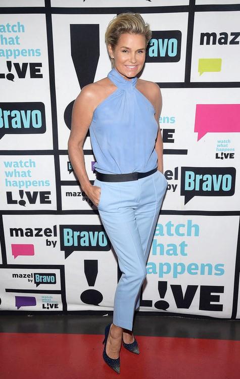 Yolanda Foster Watch What Happens Live - Season 13