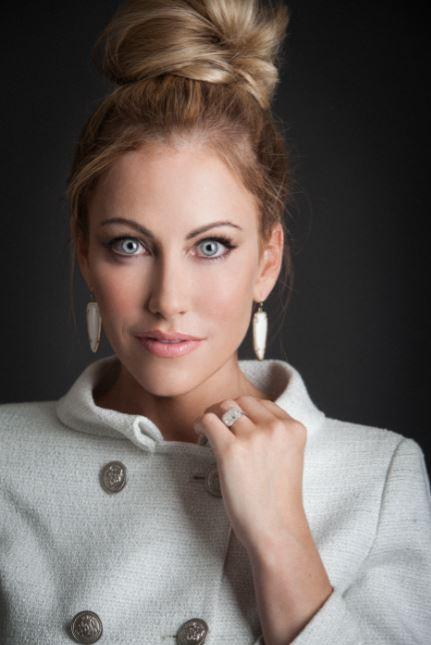 Stephanie Hollman Real Housewives of Dallas Season 1 Kendra Scott Earrings