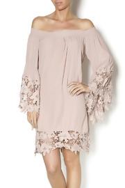 Muche et Muchette Blush Lace Dress