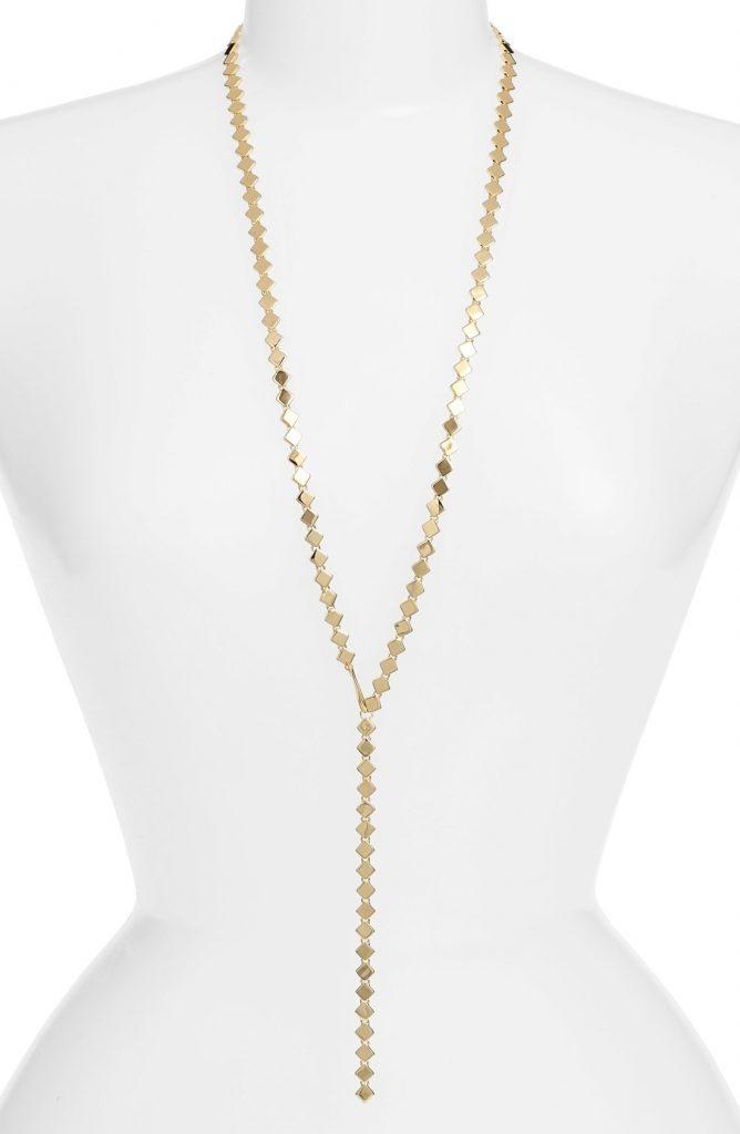 Jules Smith Esmerelda y-necklace