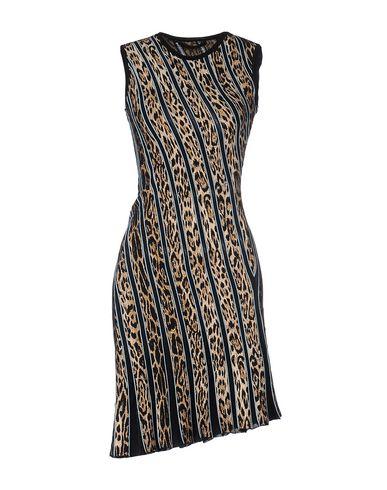cavalli-leopard-striped-dress