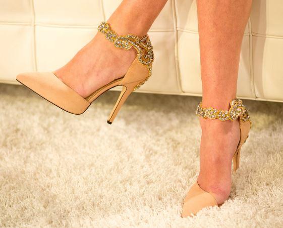 Meghan Edmonds' Real Housewives of Orange County Season 11 Reunion Shoes
