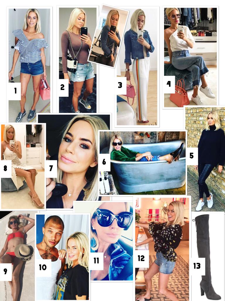Pictures of Caroline Stanbury on Instagram