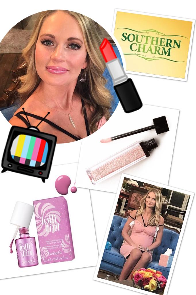 Cameran Eubanks' Southern Charm Reunion Lipstick