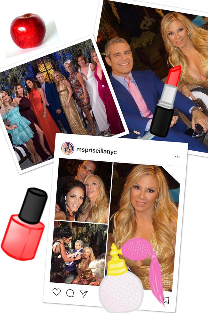 Ramona Singer's Real Housewives of New York Reunion Makeup