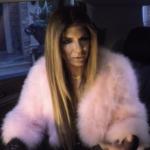 Teresa Giudice's Pink Fur Jacket
