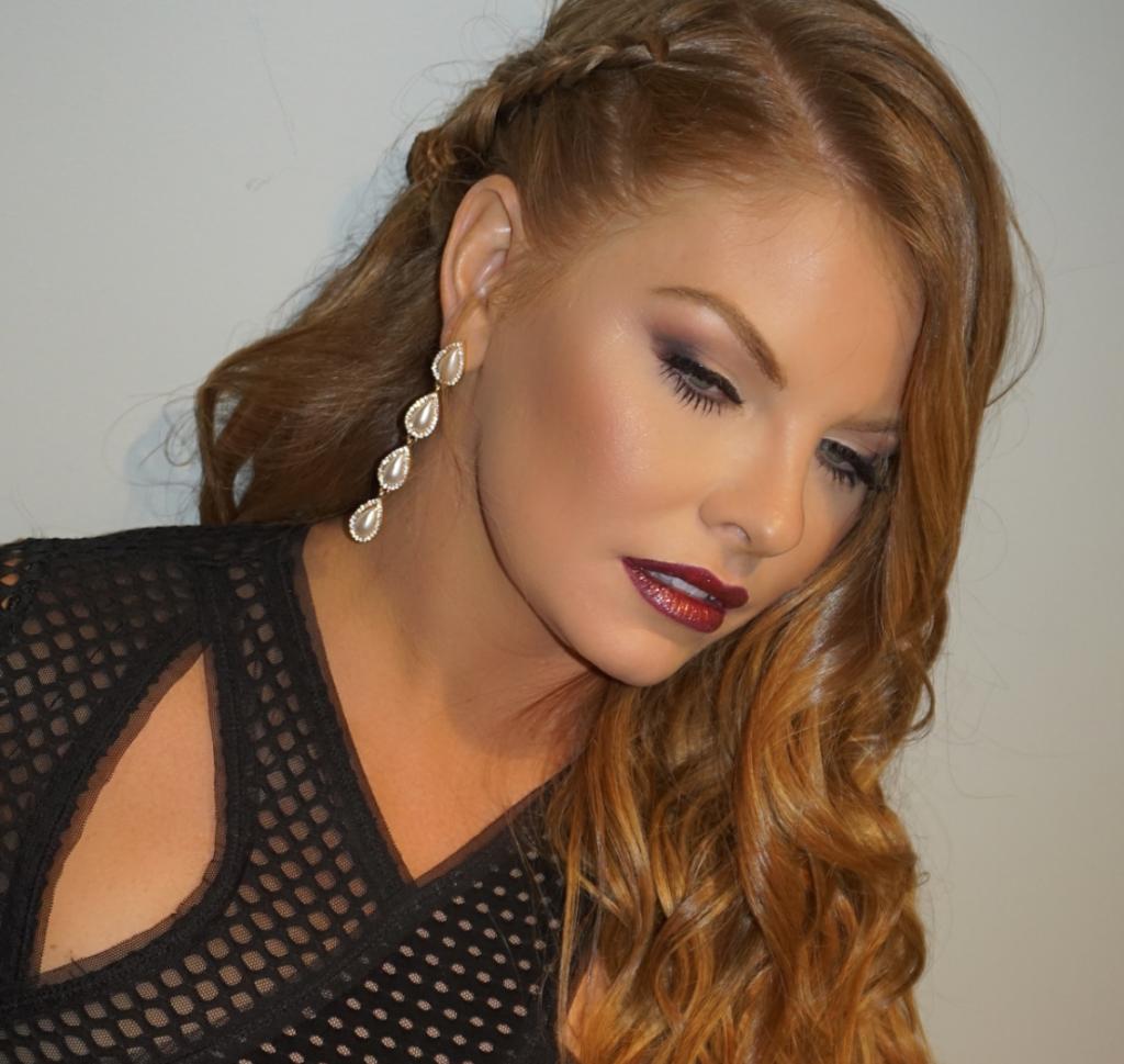 Brandi Redmond's Makeup on WWHL