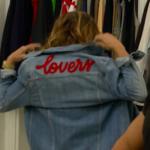 Melissa Gorga's Lovers Denim Jacket