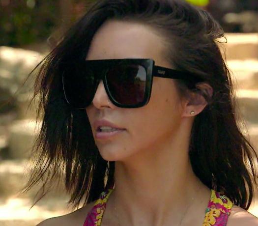 Scheana Maries Sunglasses in Mexico