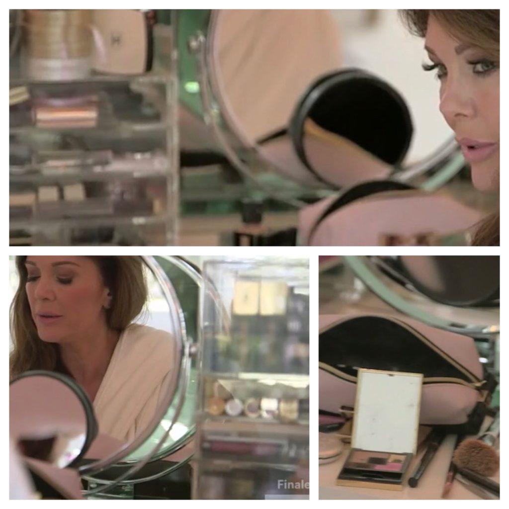 Lisa Vanderpump's Makeup on Vanderpump Rules