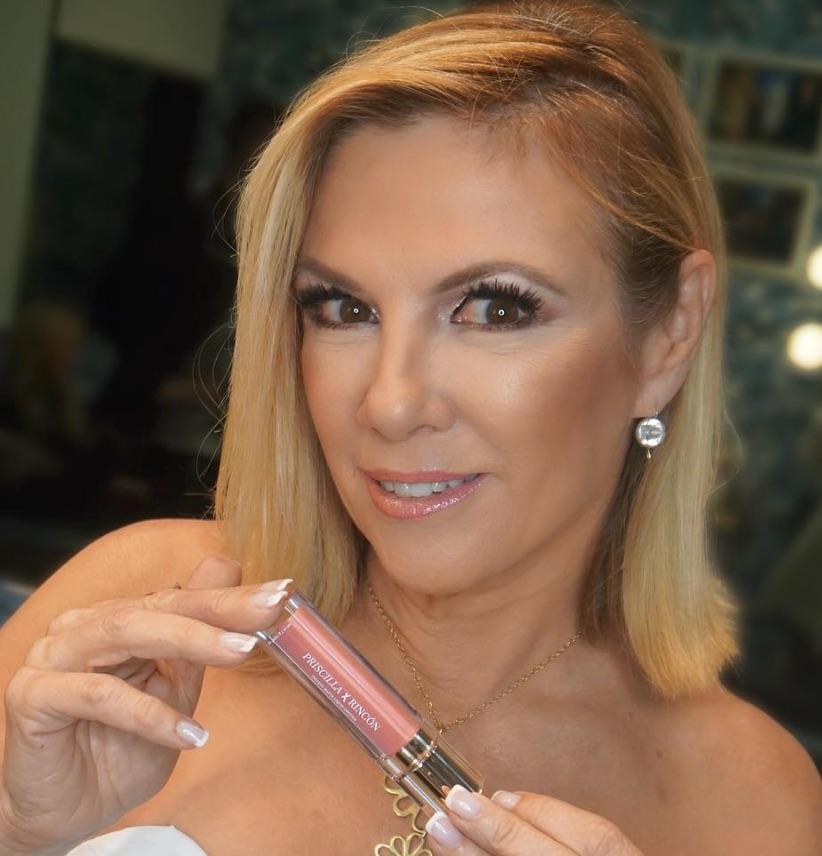 Ramona Singer's Makeup on WWHL