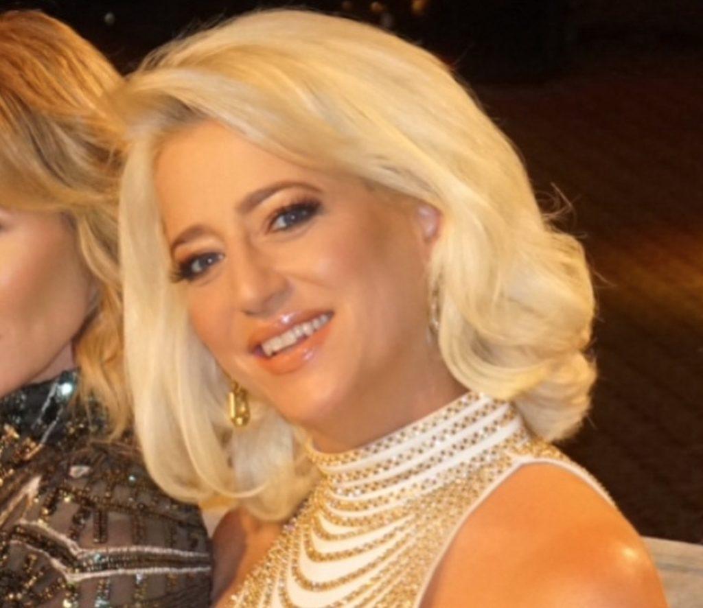 Dorinda Medley's Reunion Makeup