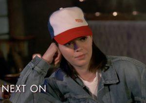 Kendall Jenner's Trucker Hat at Dinner with Kourtney