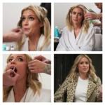 Kristin Cavallari's Makeup on her Press Tour