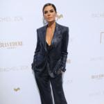 Lisa Rinna's Sequin Suit
