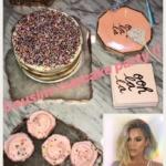 Khloe Kardashian's Agate Serving Platters on Instagram Stories