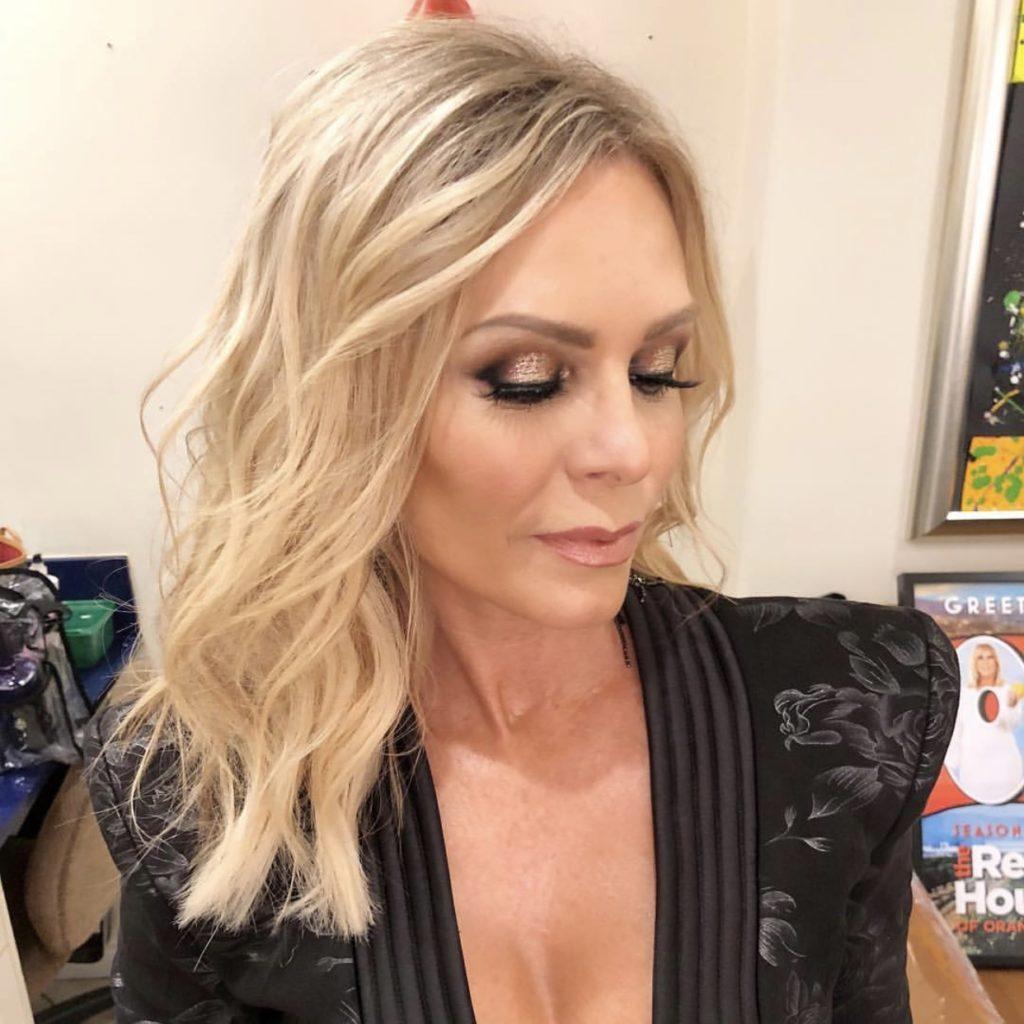 Tamra Judge's Reunion Hair and Makeup