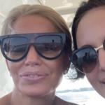 Caroline Stanbury's Flat Top Sunglasses