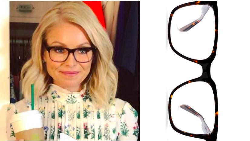 Kelly Ripas Glasses
