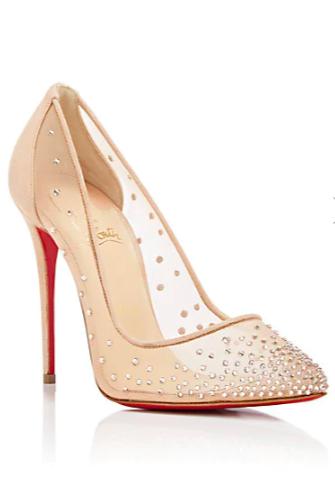 Stephanie Hollman's Season 3 Reunion Shoes
