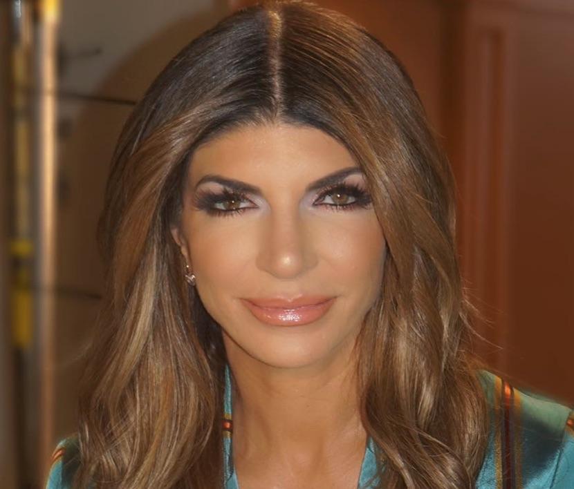 Teresa Giudice's Makeup in her Testimonials