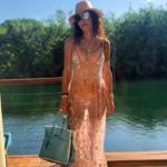Bethenny Frankel's Star Cover Up Dress